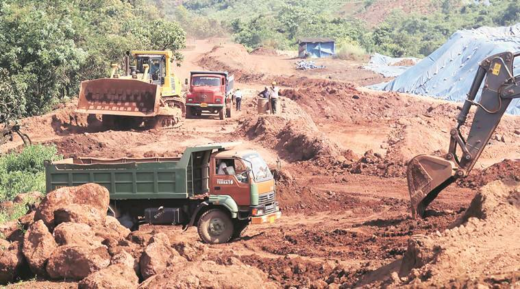 Odisha Mines, Illegal mines odisha, SC order on mines, Mining in Odisha, Illegal mining in Odisha, Mine lease Odisha, Odisha News, Indian Express News