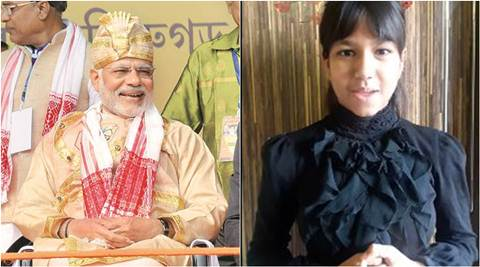 narendra modi, northeast, northeast states, ne history, history syllabus, indian history, northeast history in schools, northeast teen write PM Modi letter, Northeast kid modi letter for history, viral video, trending news, latest news, indian express