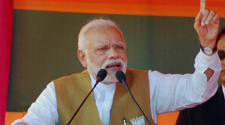 Narendra Modi, Modi adopted son, Modi adopted son remark, UP elections 2017, UP polls 2017, UP assembly elections 2017, Modi UP elections