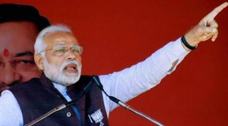 Uttar Pradesh Polls 2017: In Ansari backyard, PM Modi says UP jails palaces for bahubalis
