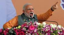 Uttar Pradesh elections 2017: Will celebrate 'kesariya' Holi in UP, says PM Narendra Modi in Gonda rally