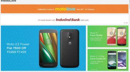 Motorola celebrates 3rd anniversary in India: Deals on Moto Z, Moto M, Moto Mods and more