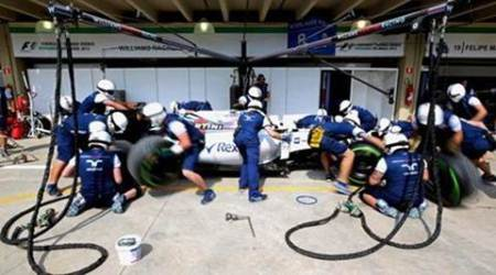 Aerodynamics is in the spotlight this season with the introduction of new regulations that will see cars cornering faster on much bigger tyres (Source: Reuters)