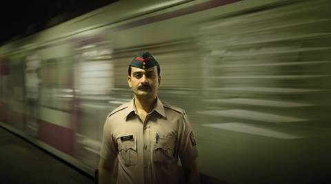 Life of Mumbai Railway Policemen: In Pictures