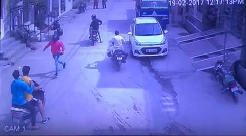 Murder caught on camera: CCTV footage shows Delhi man being shot dead in broad daylight