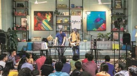 Sofar Sounds, novel, antisocial, global music community, indian express news, music, mumbai