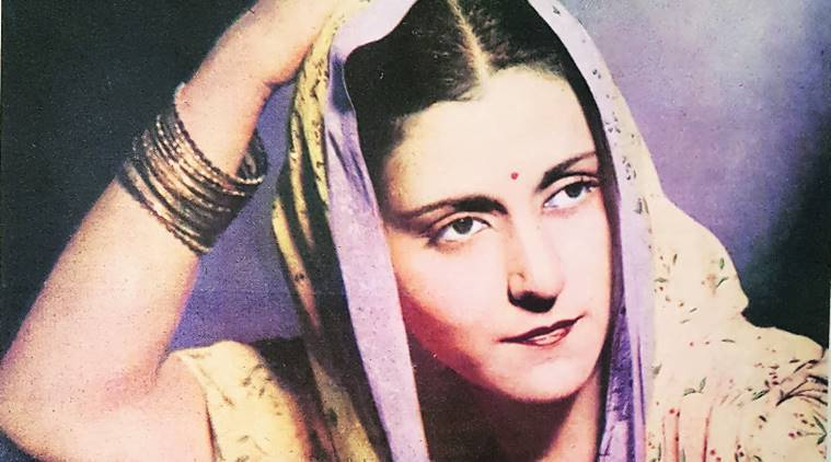 Nadira, jews, jewish community, jewish impact, indian cinema, jewish culture, jewish art, art and culture, indian express news
