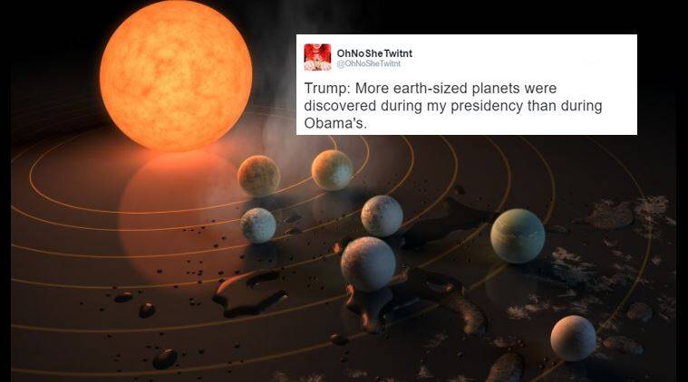 14 hilarious Twitter reactions to NASA discovering seven ...