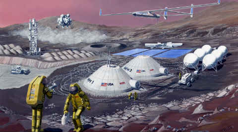 NASA to create first-ever space technology researchinstitutes