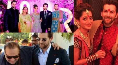 Neil Nitin Mukesh-Rukmini Sahay pre-wedding celebrations and what they wore