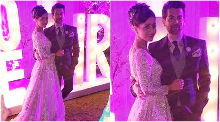 Neil Nitin Mukesh and Rukmini Sahay's pre-wedding celebrations kicked in on February 7.