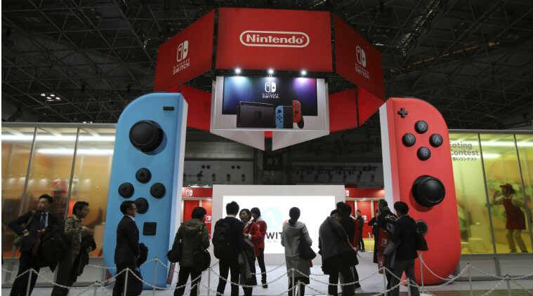 Nintendo, Nintendo Switch, Switch, Switch sales, Switch sales target, Nintendo Switch sales, Switch consoles, Pokemon Go, AR, mobile games, Nintendo stock, Switch features, Super Mario Run, iPhone, iOS, Android, smartphones, technology, technology news