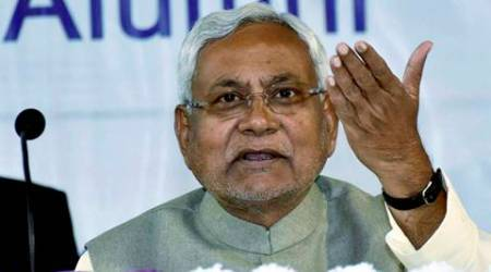 nitish kumar, bihar cm nitish, chhattisgarh, chhattisgarh PDS, PDS, indian express, india news