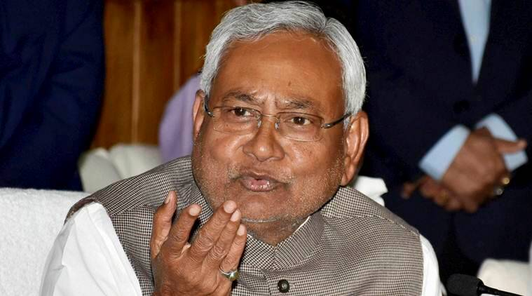 UP elections, UP election results, results, election results, Nitish Kumar congratulates BJP, Nitish Kumar, BJP, Samajwadi Party loss, indian express news