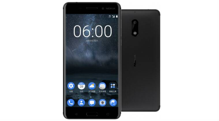 Image result for Nokia 6 smartphone to go on sale in India for first time today