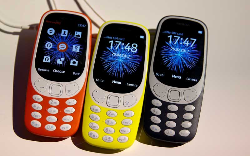 Image result for nokia 3310 new