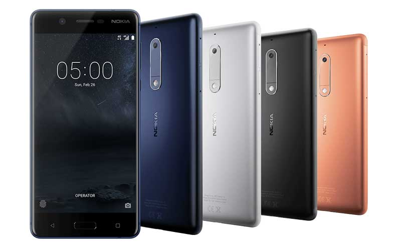 nokia 6 colors