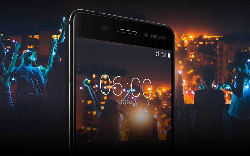 Image result for nokia 6 event