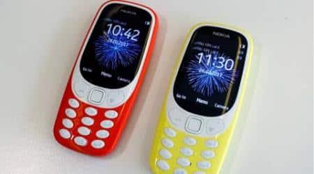 Nokia, Nokia 3310, Nokia 3310 price in India, MWC 2017, MWC 2017 Nokia launch, Nokia 3310 price, Nokia 3310 MWC 2017, Nokia 3310 battery, Nokia 3310 battery life, Nokia 3310 India launch, Nokia 3310 features, Nokia 3310 colour, Nokia 3310 pricing, mobiles, technology, technology news