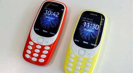 Nokia, Nokia 3310, Nokia 3310 price in India, MWC 2017, MWC 2017 Nokia launch, Nokia 3310 price, Nokia 3310 MWC 2017, Nokia 3310 battery, Nokia 3310 battery life, Nokia 3310 India launch, Nokia 3310 features, Nokia 3310 colour, Nokia 3310 pricing, mobiles, technology, technology news
