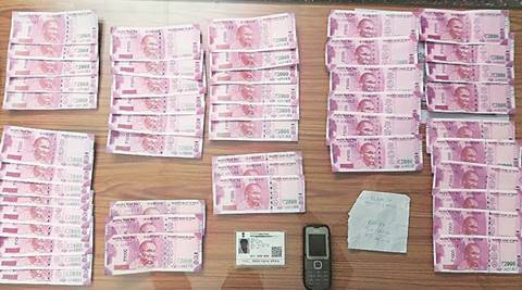 Counterfeit notes with face value Rs 96,000 seized in Malda