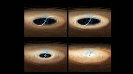 Magnetic field behind puzzling 'Rapid Burster' behaviour:Study