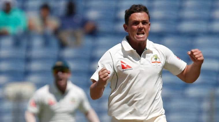 India vs Australia, Ind vs Aus, India Australia Test, India Australia Test Day 2, India Australia collapse, India collapse batting, India Australia Pune test, India wickets, cricket news, sports news