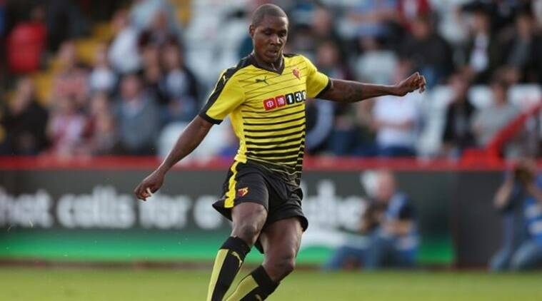 Odion Ighalo Completes Move To China From Watford