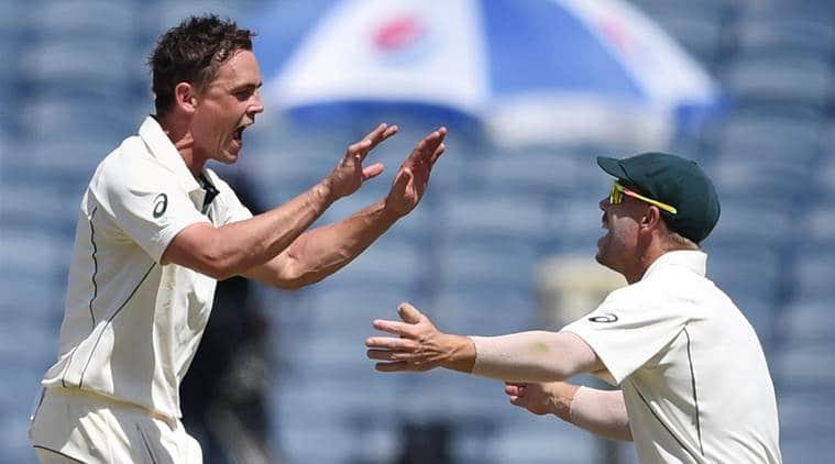 india vs australia, ind vs aus, india vs australia first test, ind vs aus 1st test day 1, o'keefe, steve o'keefe, india vs australia, anil kumble india vs australia first test, cricket news, cricket, sports news