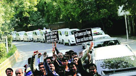 Day 10: Ola, Uber drivers' strike losing steam, cab availabilityimproves