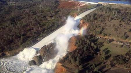 San Francisco, Oroville Dam, Oroville dam collapse, San Francisco dam collapse, Oroville debris cleared, Oroville dam evacuation, Oroville reservoir, Oroville dam cleaning, World news