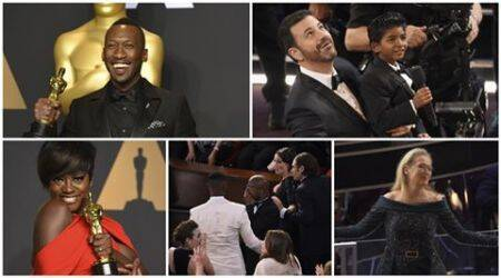 Oscars 2017 top 6 moments: Sunny Pawar's Simba moment to Viola Davis making history