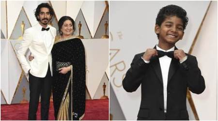 Oscars 2017: Dev Patel attends Oscars with mother, thanks Lion child star Sunny Pawar, see pics
