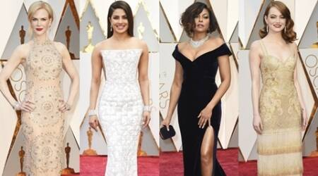 Oscars 2017: Priyanka Chopra, Nicole Kidman, Emma Stone, Taraji P Henson; here's a look at the best dressed celebs