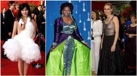 Oscars Flashback: Worst Oscars Dresses of All Time