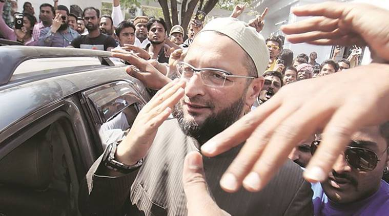 asaduddin owaisi news, mosque news, india news, indian express news