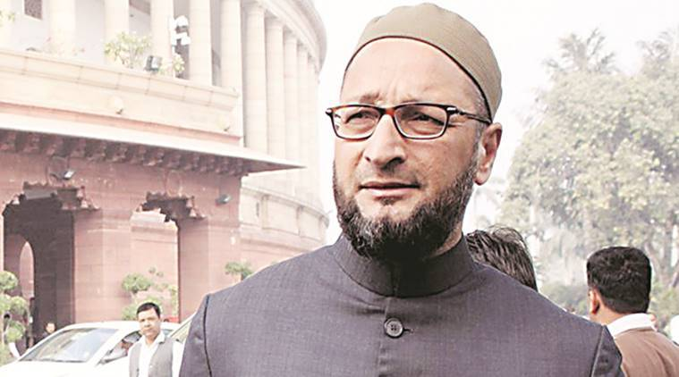 Asaduddin Owaisi, Babri masjid demolition, Babri masjid case, Owaisi on Gandhiji, Mahatma Gandhi, Supreme Court on Babri Masjid demolition case, indian express news