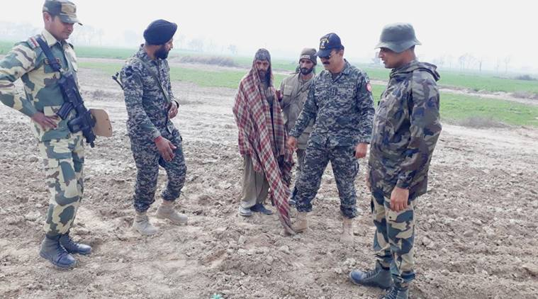 indian border, pakistan national, bsf, pak national to pakistan, india news, latest news