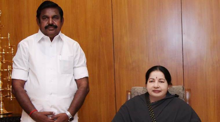 Edappadi Palanisamy, Edappadi Palanisamy AIADMK, Sasikala Natarajan, Sasikala convicted, Sasikala disproportionate assets case, Panneerselvam Sasikala, TN CM swearing in, Edappadi Palanisamy short tempered, Palanisamy Jayalalithaa, J Jayalalithaa disproportionate assets case, Golden Bay beach resort Chennai, India news