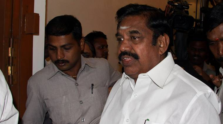 Palaniswami, Tamil Nadu, Tamil nadu chief minister, tamil nadu assembly session, assembly session, india news, indian express news