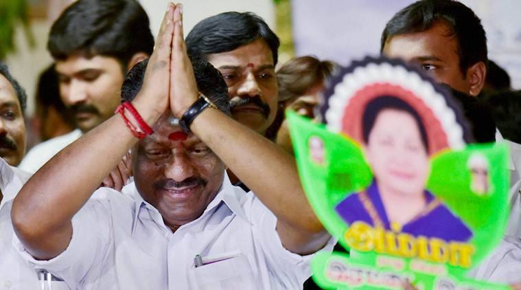 Tamil Nadu Chief Minister O Panneerselvam (File Photo)