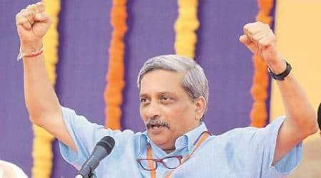 Goa election results, goa poll results 2017, Goa BJP, Goa BJP alliance, Goa MGP, Goa government, Goa news, indian express news