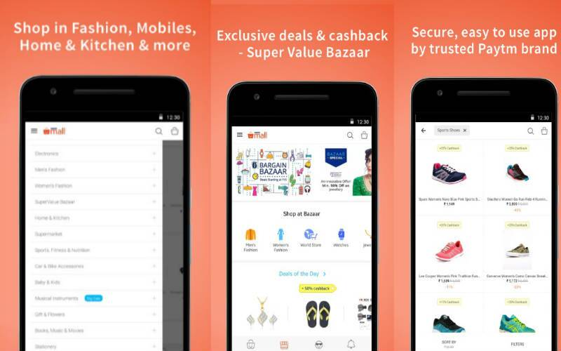 Paytm E wallet, Paytm Mall, Paytm certified warehouse, Paytm Bazaar, Paytm Mall, Paytm Seller App, Paytm launches Mall app, efficient online shopping experience, Technology, Technology news