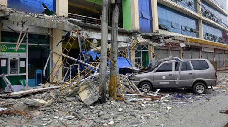 philippines, philippines earthquake, earthquake today, earthquake deaths, world news