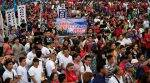 Thousands protest in Manila as President Duterte jails topcritic