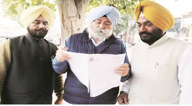 Aam Aadmi Party, AAP, H S Phoolka, Bill in Vidhan Sabha, Indian express news, India news, Latest news