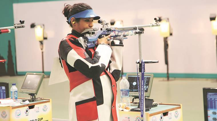 ISSF, shooting federation, Pooja Ghatkar, shooting Pooja Ghatkar, ISSF World Cup, ISSF woman's World Cup, shooting india, gagan narang, shooting, sports