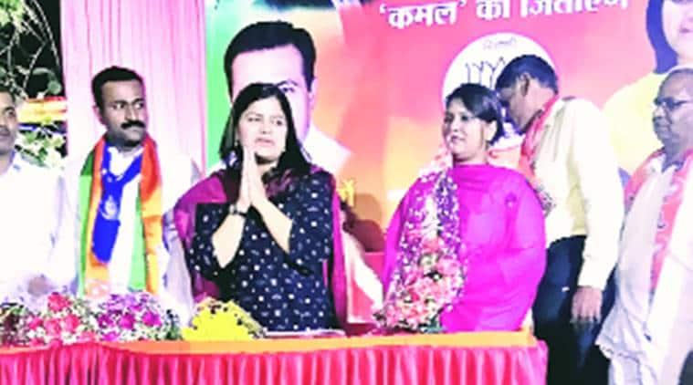 Shiv Sena slams Poonam Mahajan for remarks on farmers