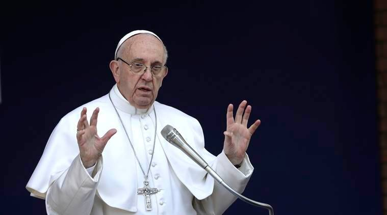 pope, christian pope, Pope Francis, pope egypt visit, pope visits egypt, world news, indian express news