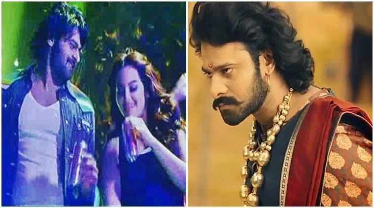baahubali, baahubali 2, prabhas, sonakshi sinha, prabhas sonakshi sinha, baahubali 2 trailer, ss rajamouli, tammanaah bhatia, sonakshi sinha prabhas dance, prabhas bollywood debut, prabhas prabhu deva, prabhu deva action jackson, action jackson prabhas, indian express, entertainment news
